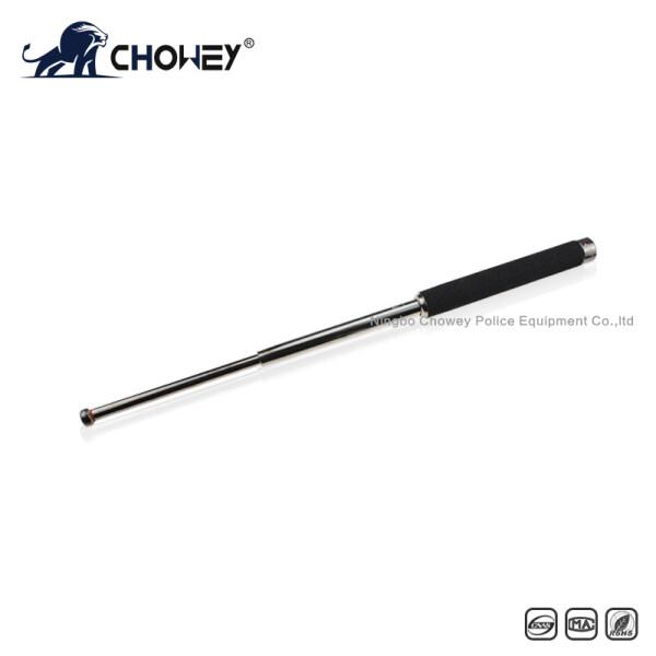 High-quality sponge handle expandable baton BT21B028 black