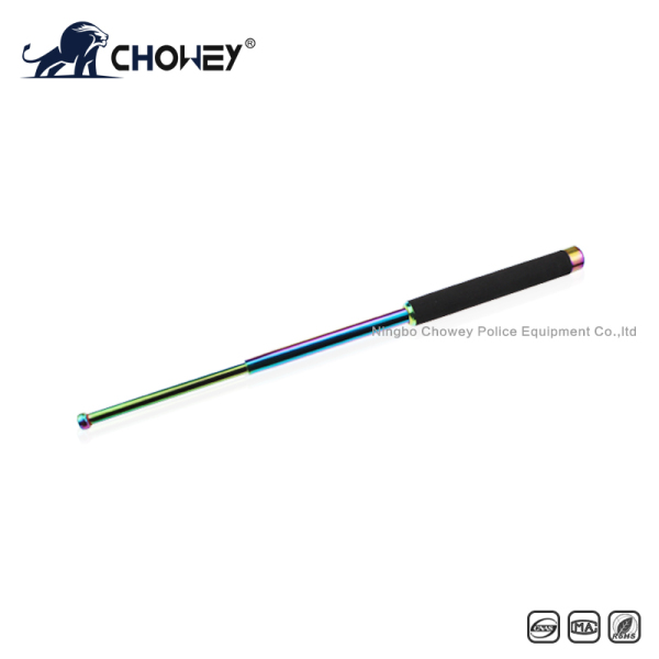 High-quality sponge handle expandable baton BT21C028 color