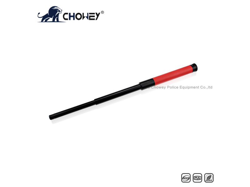 Instructor version red handle mechanical expendable baton MB21R270