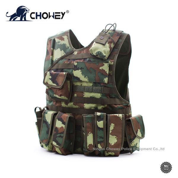 Camouflage military tactical bulletproof vest BV0278
