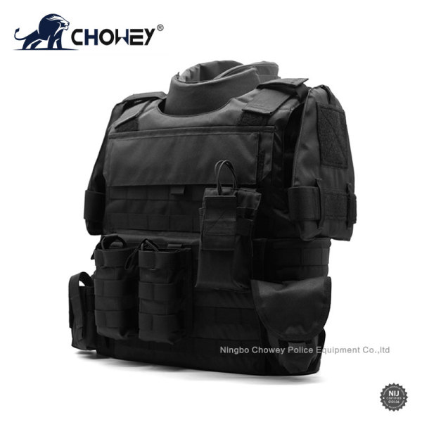 Full-protection tactical bulletproof vest BV0457