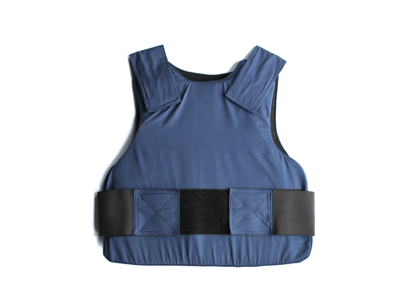 Concealable soft bulletproof body armor BV0689
