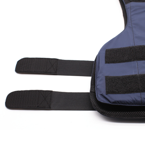 Concealable soft bulletproof body armor BV0802