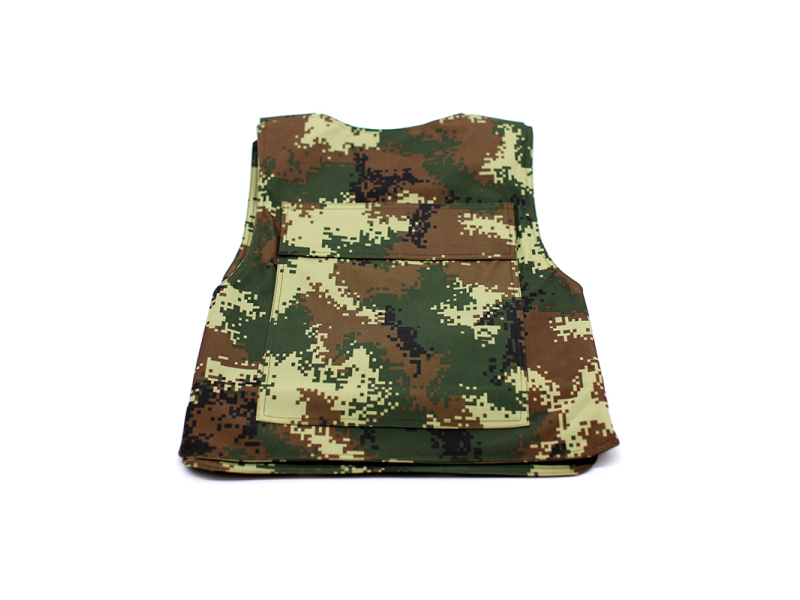 Concealable Wild Camouflage Bulletproof Vest BV0819