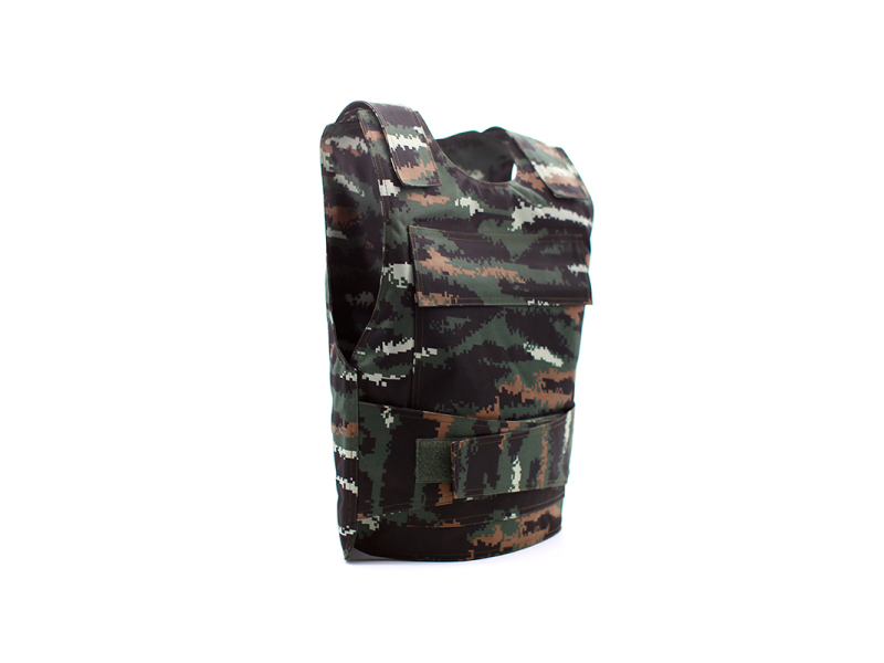 Concealable  Jungle Camouflage Bulletproof Vest BV0912