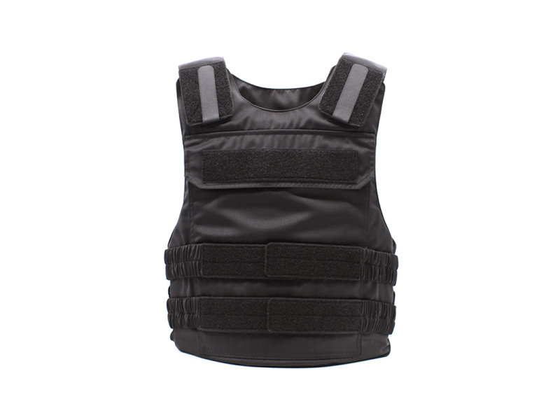 Concealable soft bulletproof body armor BV0924