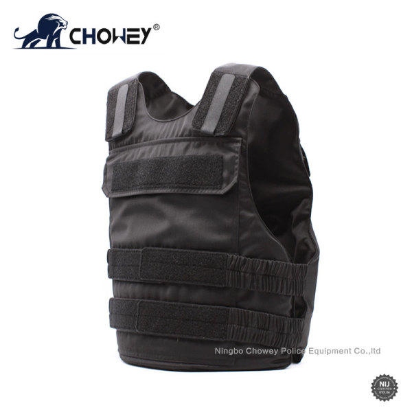 Concealable  Black Soft Ballistic Vest BV0924