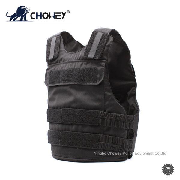 Concealable  Black Soft Ballistic Vest BV0924