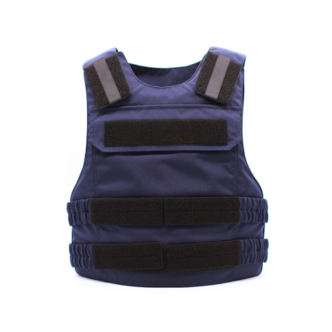 Concealable soft bulletproof body armor BV0925