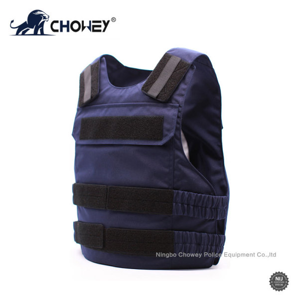 Concealable Bulletproof Vest Blue Color BV0925