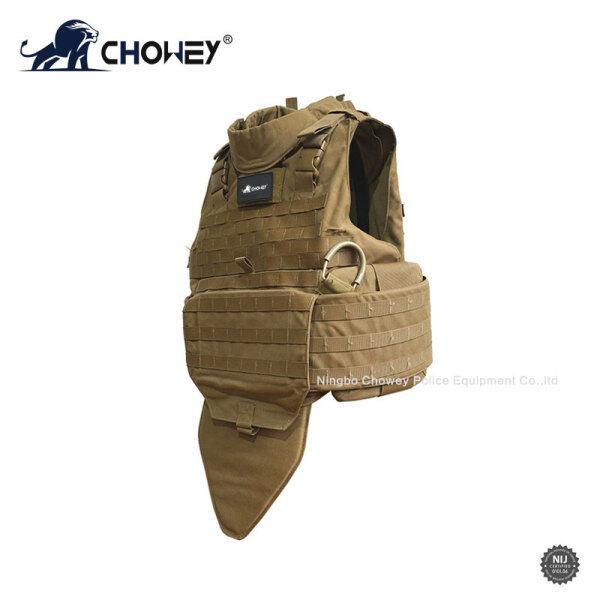 Quick Release Full Protection Bulletproof Jacket BV0968