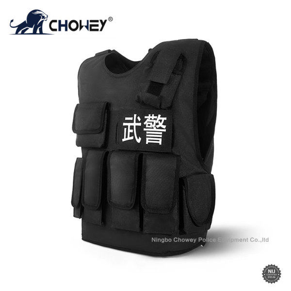 Multi-functional Bulletproof Vest for Police BV1029