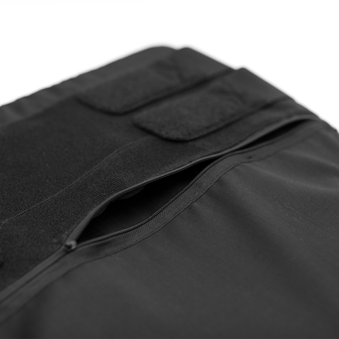 Concealable soft bulletproof body armor BV1079