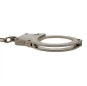 Nickel plated carbon steel handcuffs HC0101