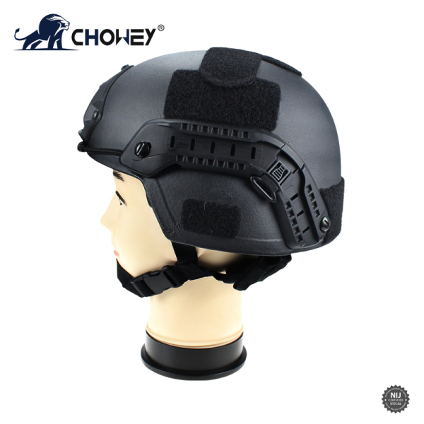 Military Ballistic Helmet with Rail MICH style BH1409