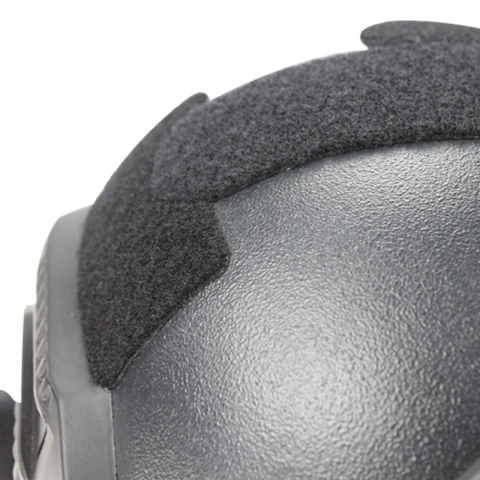 Military Bulletproof Helmet with Rail FAST style  BH1417