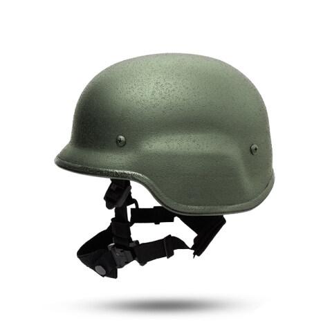 العسكرية NIJ IIIA PASGT M88 خوذة واقية من الرصاص الجيش الأخضر BH1436
