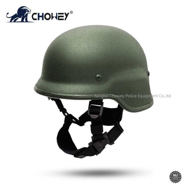 Military NIJ IIIA PASGT M88 Ballistic Helmet Army Green BH1436