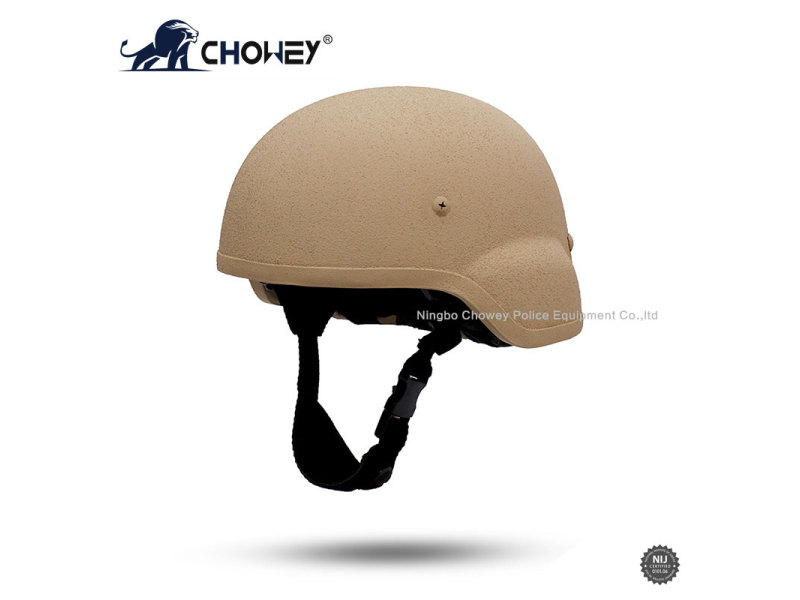 Traditional bulletproof helmet MICH2000 no tactical guide BH1789