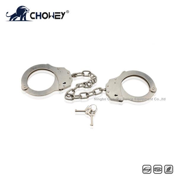 Nickel plated carbon steel legcuffs FT0405