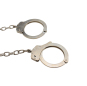 Nickel plated carbon steel legcuffs FT0405