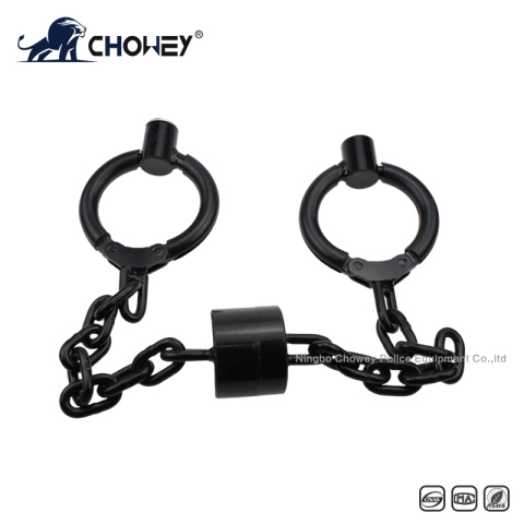 Nickel plated carbon steel legcuffs FT2108
