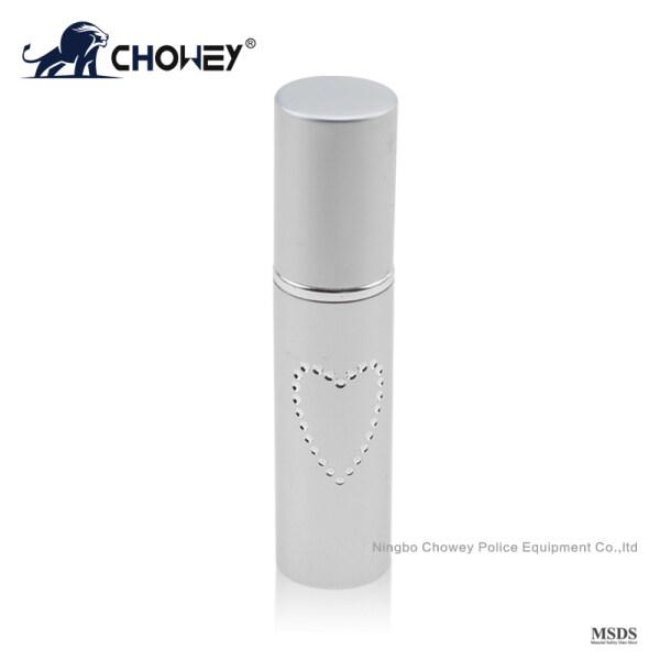 Lipstick type mini pepper spray PS05M098 for self defense