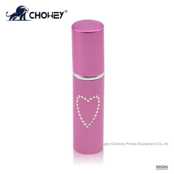 Lipstick type mini pepper spray PS05M099 for self defense