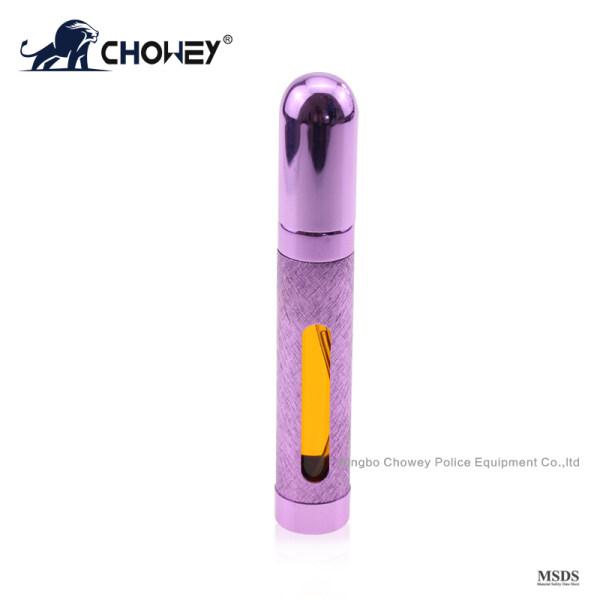 Self Defense  Mini pepper spray PS10M010 purple