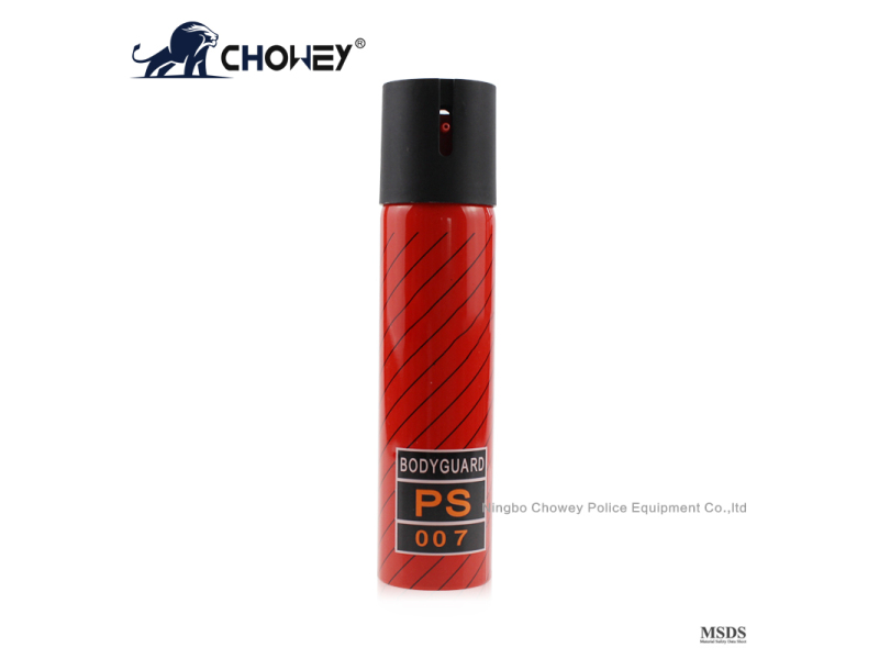 High capacity pepper spray PS110M052 for self defense