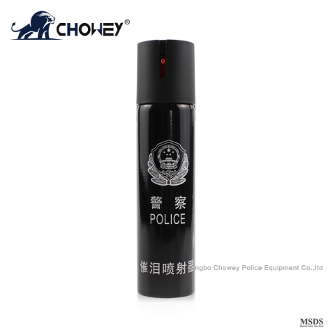 High capacity pepper spray PS110M053 for self defense