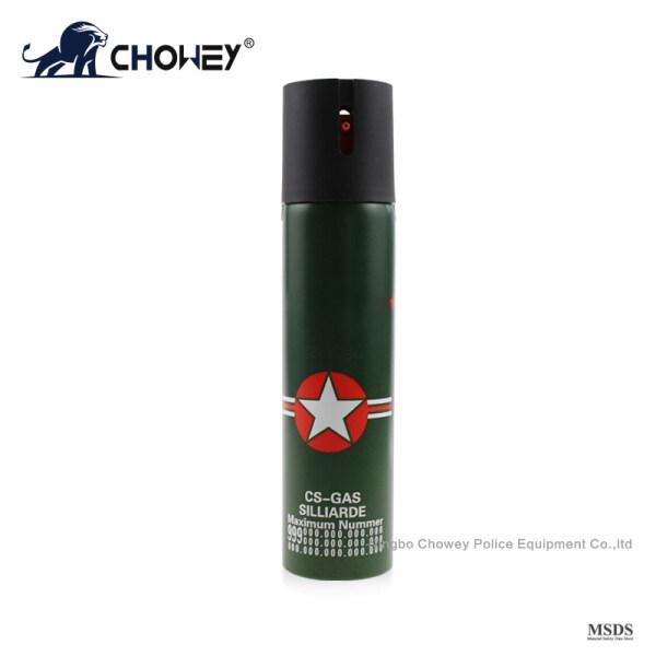 High capacity pepper spray PS110M054 for self defense