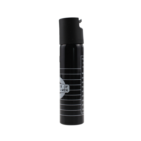 High capacity pepper spray PS110M056 for self defense