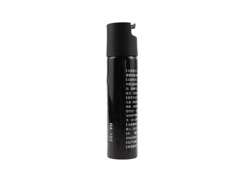 High capacity pepper spray PS110M058 for self defense
