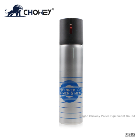 High capacity pepper spray PS110M059 for self defense