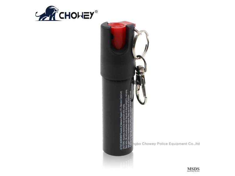 self defense pepper spray PS20M122 with safety device