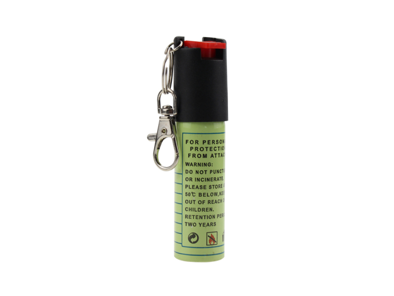 self defense pepper spray PS20M124 with safety device