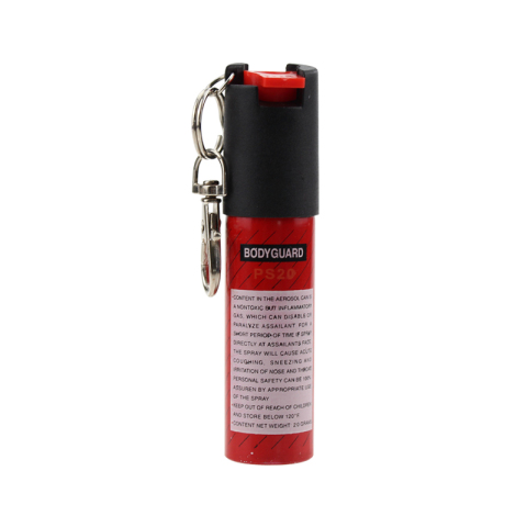 self defense pepper spray PS20M127 with safety device