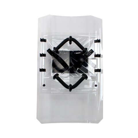 Transparent Anti-Riot Shield with PC Material AS2089