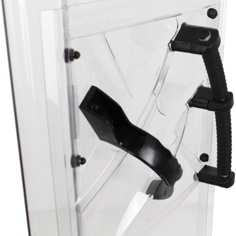 Transparent Anti-Riot Shield with PC Material AS2107