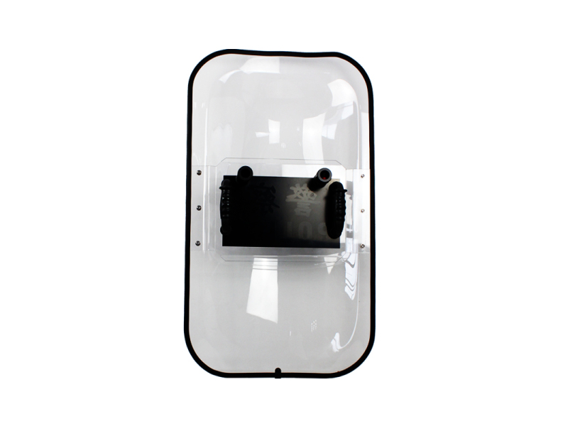 Transparent Anti-Riot Shield with PC Material AS2209