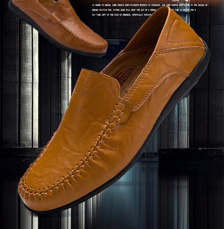 Men's shoes single shoes 38-47 large