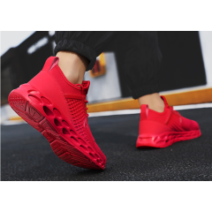 Large size sports shoes men's non-slip retro lightweight running shoes old shoes casual coconut shoes tide men's shoes