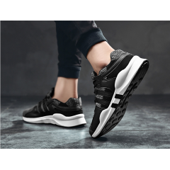 Casual shoes men's shoes lightweight EQT sports shoes breathable mesh shoes fashion running shoes