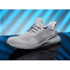 Men's shoes 2019 new coconut shoes flying woven hollow breathable white shoes sports casual shoes men