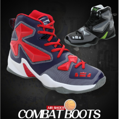 Boots high basketball shoes breathable increased wear-resistant couple sports shoes student casual shoes men's shoes