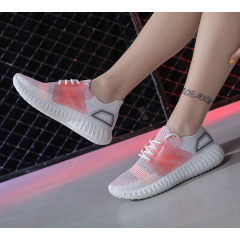 2019 summer new UltraBOOST flying woven breathable Korean version of the wild student casual sports shoes tide