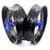 VMX SUPERMOTO WHEELS SET FOR YAMAHA YZ250F YZ450F 2001-2019