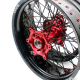 VMX SUPERMOTO WHEELS SET FOR HONDA CRF 250R CRF 450R 2012
