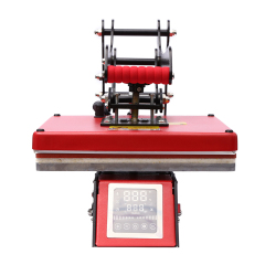 touch screen heat press machine 38*38cm ( sports model)